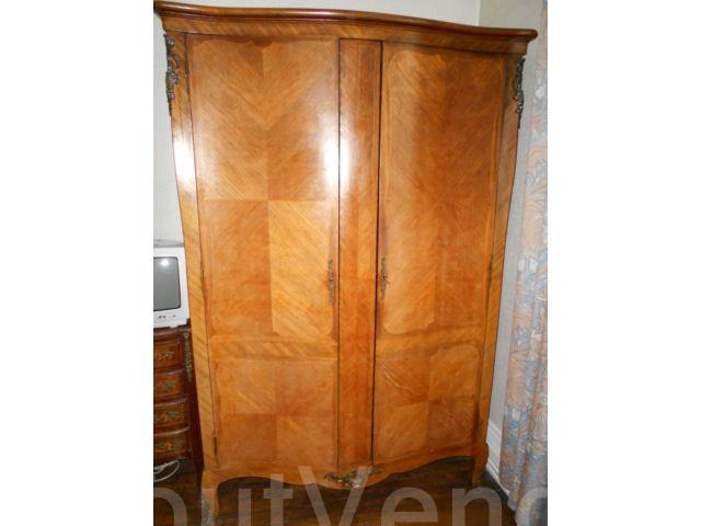 armoire ancienne marqueterie