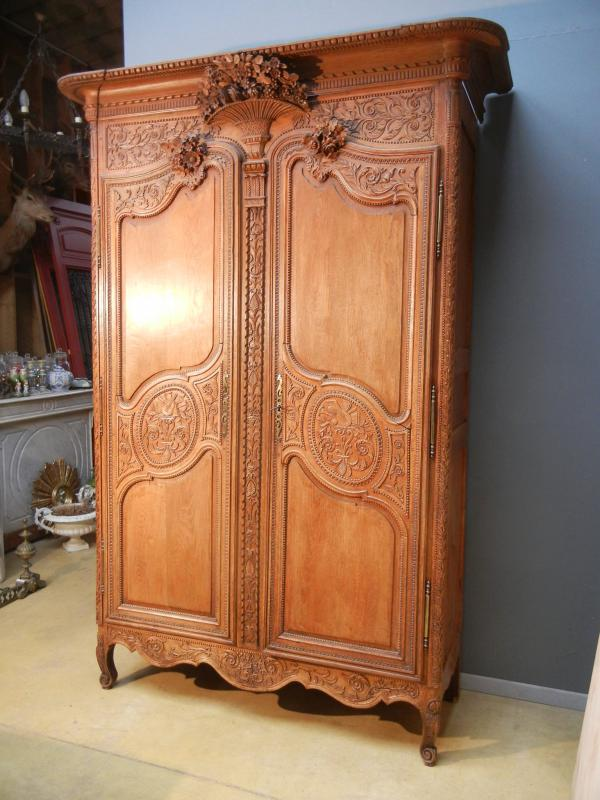 armoire ancienne normande