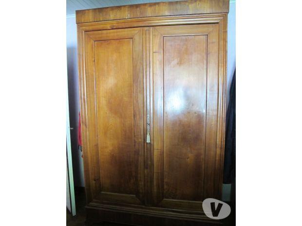 armoire ancienne porte vitree