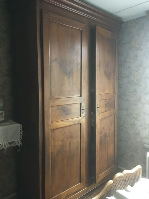 armoire ancienne renovee