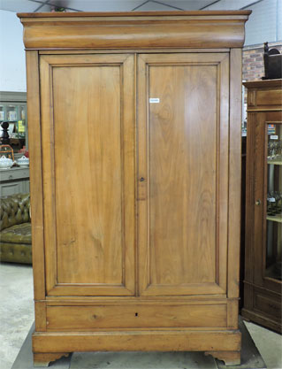 armoire ancienne style louis philippe
