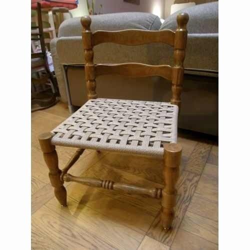chaise ancienne customiser