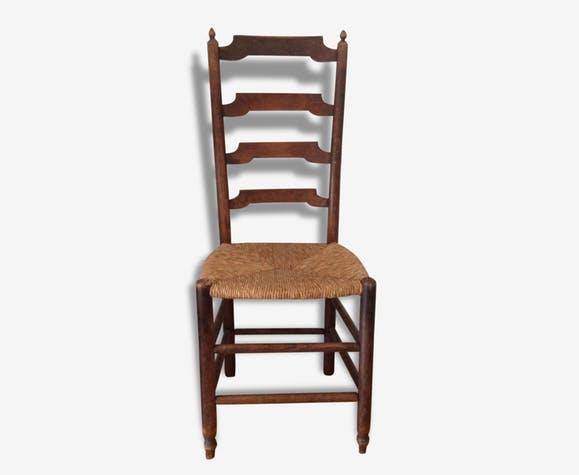 chaise ancienne deco