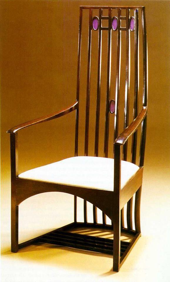 chaise ancienne dossier haut