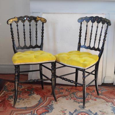 Chaise Ancienne Napoleon 3 Le Specialiste Du Meuble Ancien