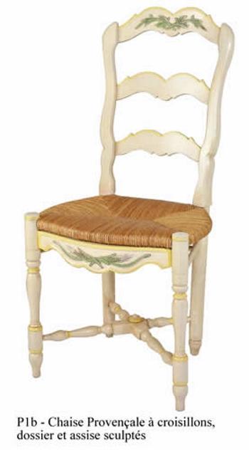 chaise ancienne neuve