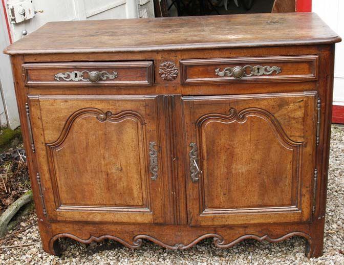 meuble ancien a nettoyer
