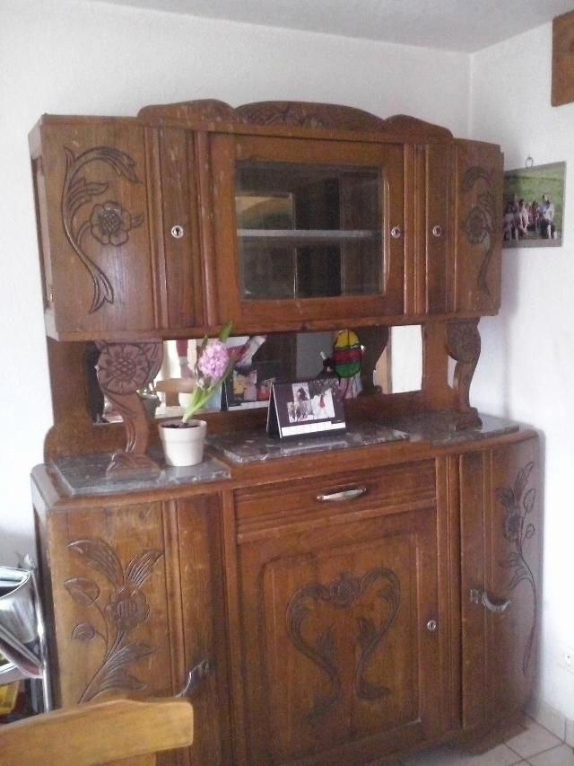 meuble ancien anglais