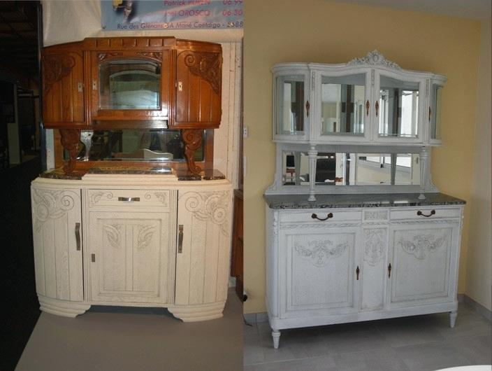 meuble ancien bahut
