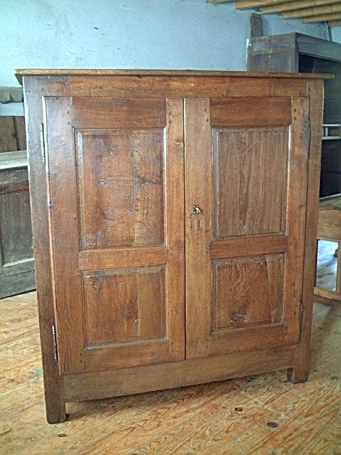 meuble ancien chene massif