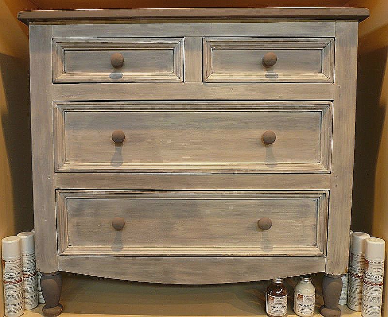 meuble ancien customiser