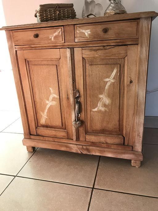 meuble ancien en teck