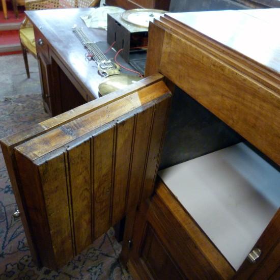 meuble ancien frigo
