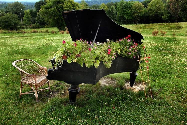 meuble ancien jardin