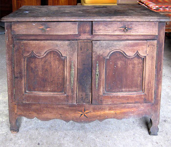 meuble ancien restaure