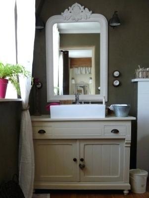 meuble ancien salle de bain a vendre