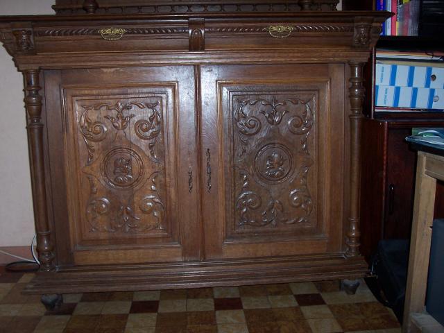 meuble ancien style flamand
