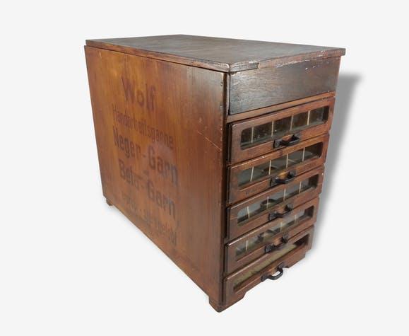 meuble ancien tiroir