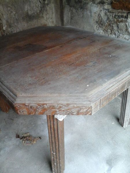 table ancienne a renover