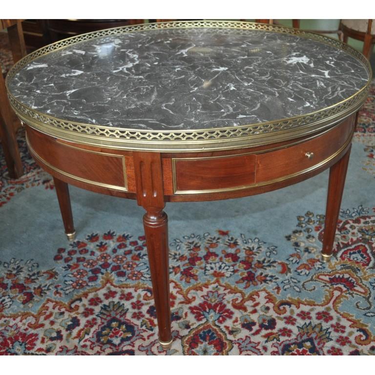table ancienne acajou