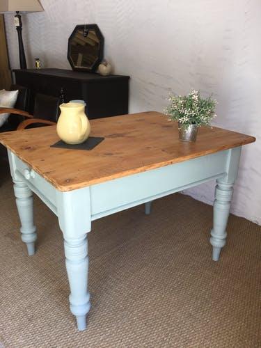 table ancienne anglaise