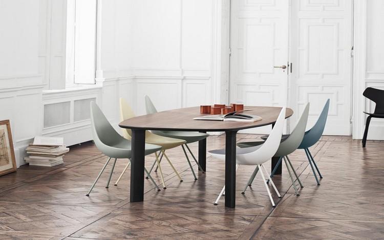 Table Ancienne Avec Chaise Moderne Le Specialiste Du