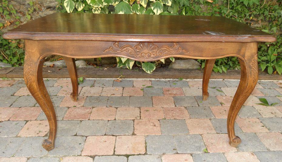 Table Ancienne Bois Pliante