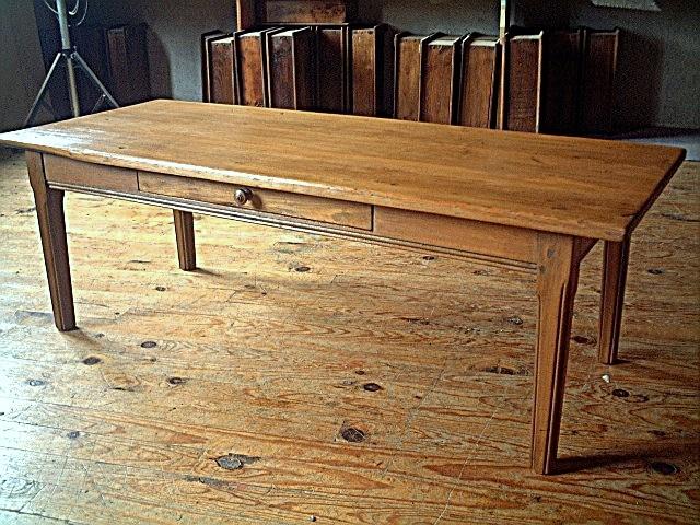 table ancienne rustique
